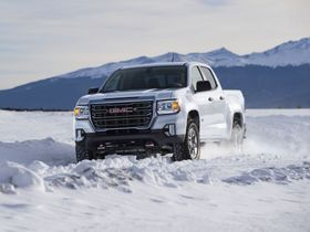 2021 GMC Canyon Introduces AT4 Model