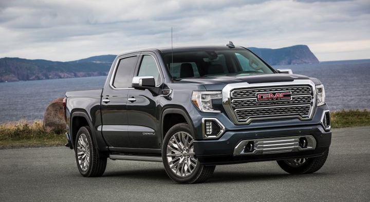 2019 Gmc Sierra Denali Arrives At Dealers Vehicle Research Work