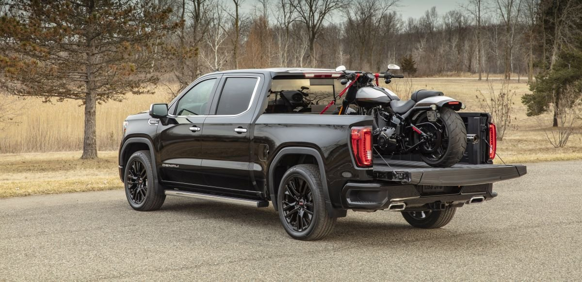 GMC Reveals Updates to 2020 Sierra 1500 - Vehicle Research ...