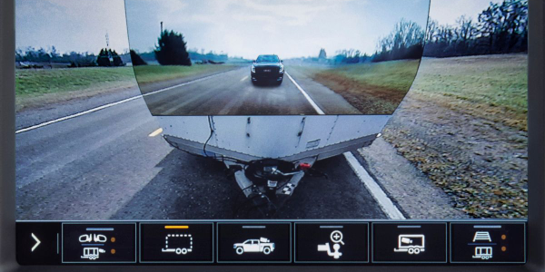 The ProGrade Trailering System now features a 15 available unique camera views, including a...