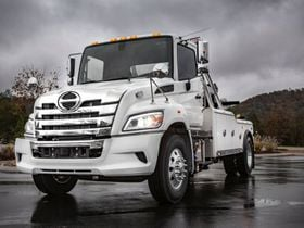 Hino Adds Transmission Warranty as Standard