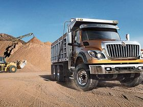 International Recalls HV, Workstar for Axle Lubrication