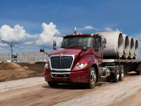 Navistar Recalls International LT and RH Trucks