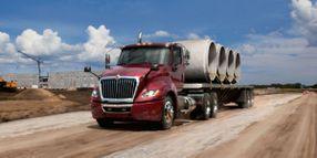 Navistar Recalls International LT and RH Trucks