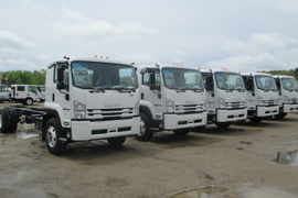 Isuzu Recalls FTR & Chevrolet 6500XD Trucks for Fire Risk