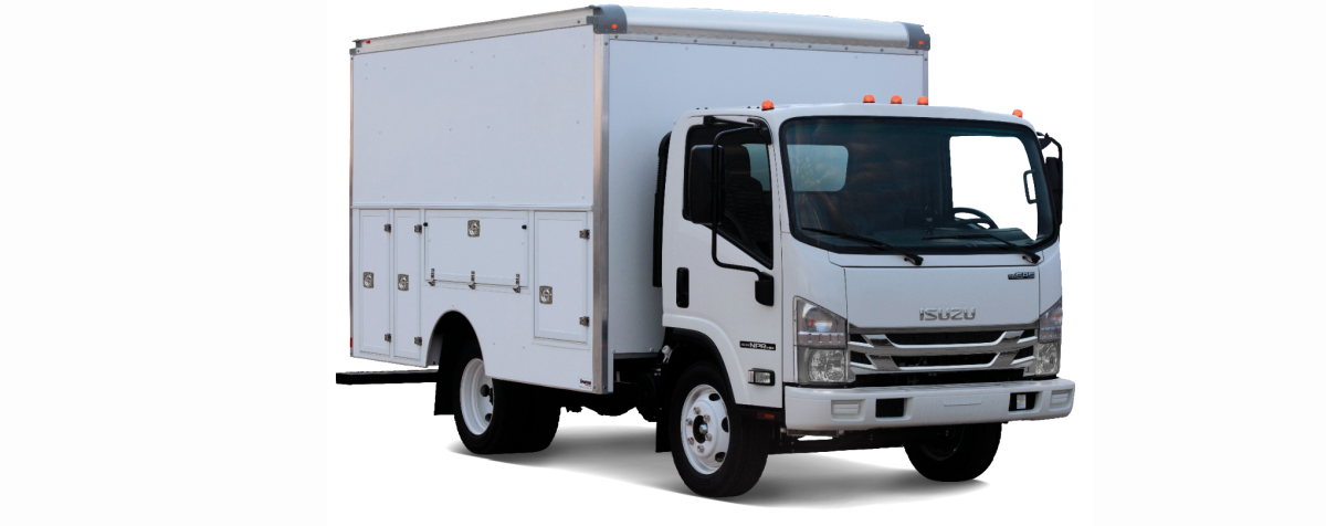 Isuzu Offers New Cabover Bodies