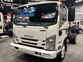 Isuzu Recalls Cabovers for Loose Lug Nuts