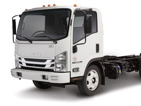Isuzu NPR Recalled for Brake Line Clips