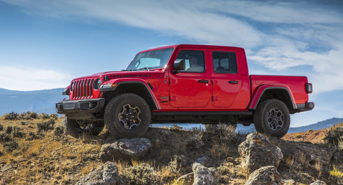 Jeep Gladiator EcoDiesel Now Offered