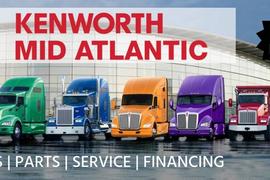 Kenworth Trucks Coming to Chesapeake Truck Center
