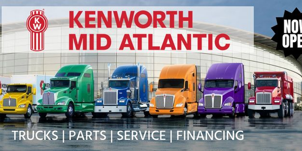 In addition to its Kenworth truck sales, Aviant-Chesapeake Trucks will continue to operate the...