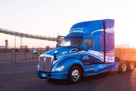 Toyota, Kenworth Collaborate on Zero-Emission Trucks