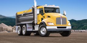 Kenworth Offers Remote Diagnostics on Medium-Duty Trucks