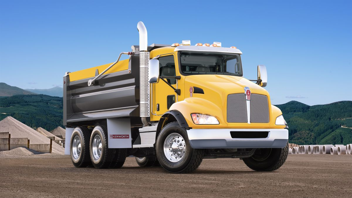 Kenworth Offers Remote Diagnostics on Medium-Duty Trucks