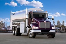 New Options for Kenworth T270 & T370 Medium-Duty Trucks