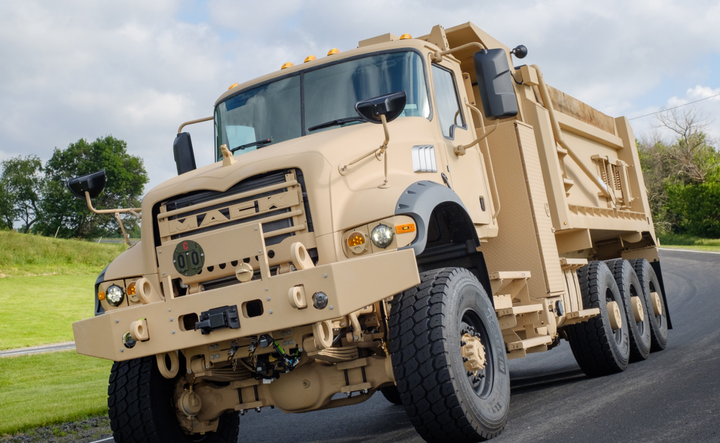 Mack Defense is partnering with Truck-Lite Co., LLC to provide lighting systems for the M917A3 heavy dump truck that withstands the harsh environments of defense operations.