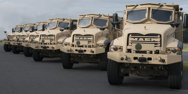 Mack Defense has delivered six armored MackGranite-based M917A3 Heavy Dump Trucks (HDT) to the...