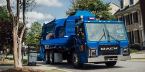 Republic Services Goes Fully Electric with Mack