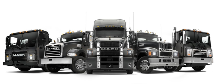 The battery refresher becomes standard on all Mack models beginning in the second quarter of 2019.  - Photo courtesy of Mack Trucks