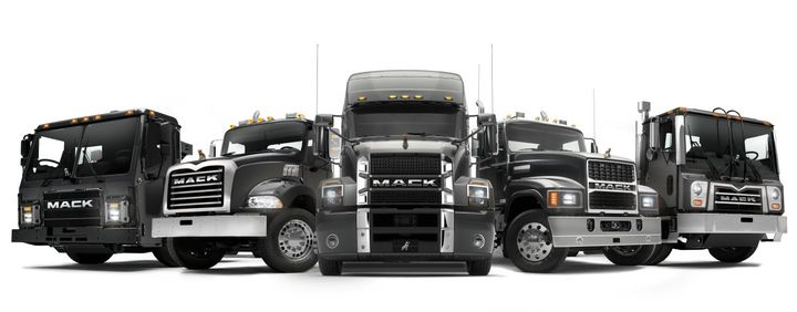 Mack Defense has been awarded an indefinite delivery/indefinite quantity contract from the U.S. General Services Administration (GSA) to supply the full range of Mack-branded products to federal agencies for a variety of applications. - Photo: Mack Trucks