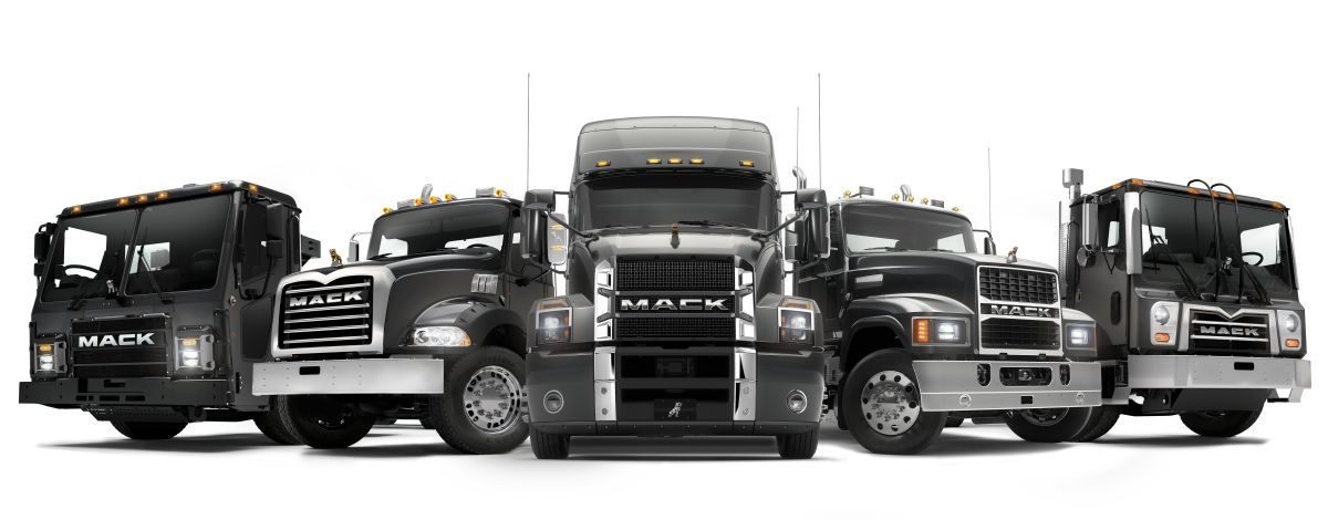 Battery Refresher Standard on All Mack Trucks