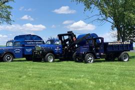 Mack Trucks Unveils New Historical Exhibit