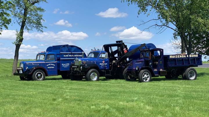 "The Mack Trucks Historical Museum is home to an all-new exhibit titled ""Keeping America Clean: The Evolution of the Waste Industry.""