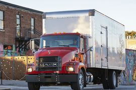 Mack MD Series Receives Body Builder Support