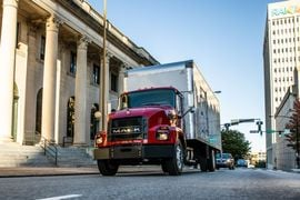 Mack Hosts Virtual Event on MD Series