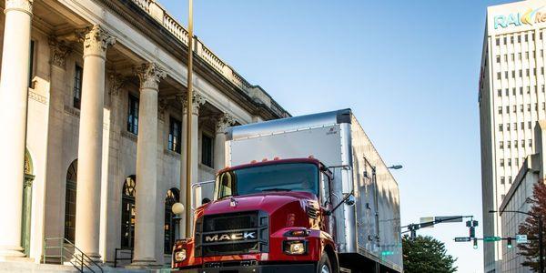 The Mack MD Series will begin full production Sept. 1 at Mack's Roanoke Valley Operations (RVO)...