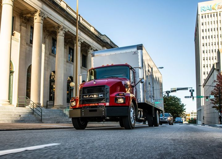 The Mack MD Series will begin full production Sept. 1 at Mack's Roanoke Valley Operations (RVO) facility in the Roanoke Valley, Va. - Photo: Mack Trucks