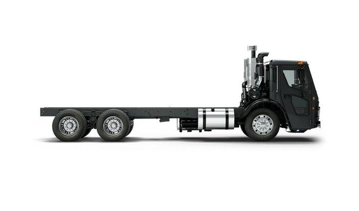 Some 2019-2020 Mack LR vehicles have been recalled. - Photo: Mack Trucks