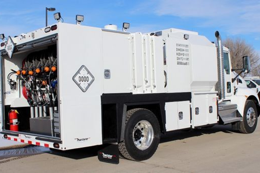 Public agencies can now purchase cranes, fuel tanks, and other products from Maintainer through...