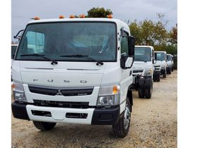 Mitsubishi Fuso's Gas FE180 Shipments Start