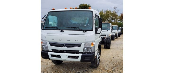 Sales for the Fuso FE180 Gas are now open and units are shipping to dealers.