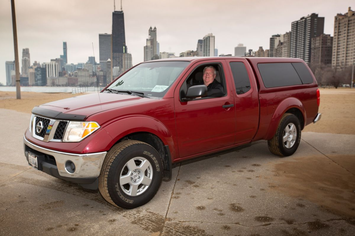 Delivery Driver Puts 1 Million Miles on Nissan Frontier