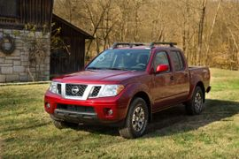 Nissan Frontier Announces 2020-MY Prices