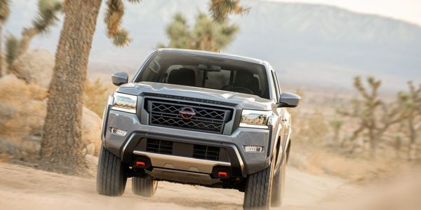 The all-new rugged exterior design features a powerful front end with a massive grille and...