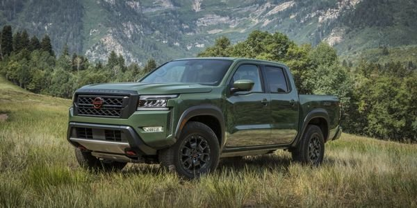 According to Nissan, the all-new 2022 Frontier builds on Nissan's six-plus decades of mid-size...