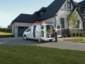 2020 Nissan NV200 Cargo Van Starts at $22,830