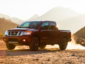 Nissan Titan and NV Cargo Van Recalled for Air Bags