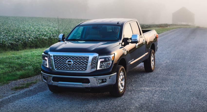 Nissan Prices 2019 Titan, Titan XD