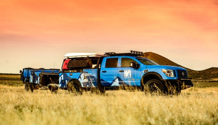 The Ultimate Parks TITAN will be used to assist the organization's Canyon Field School, a partnership between Grand Canyon Conservancy and the National Park Service.