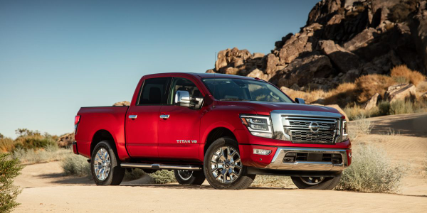 Nissan Titan sales rose over 41.7% calendar-year-to-date.