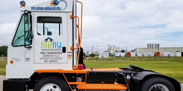 Orange EV's fleet of Class 8 battery-electric trucks, commercially deployed since 2015, recently...