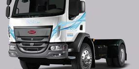 Peterbilt Shows Electric Medium-Duty Truck at CES