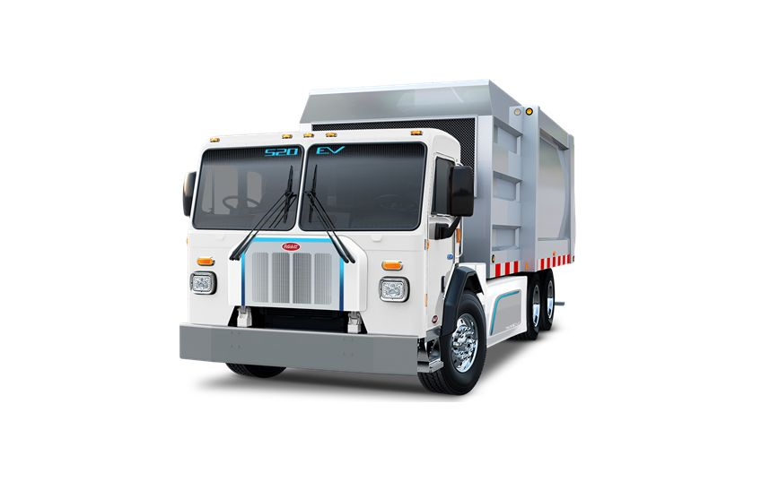 Order Banks Open for Peterbilt Model 520EV