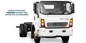 Rainier Truck Starts Building Cabover Trucks