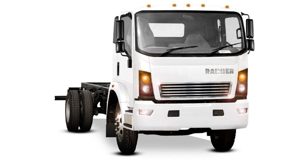 Rainier's Pilot Truck Plant Now Operational