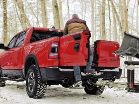 Ram 1500 Named 'Official Winter Truck of New England'
